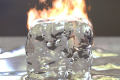HDRI-waterglass-fire-and-ice